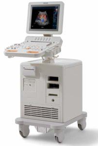 Philips HD7 ultrahang gép